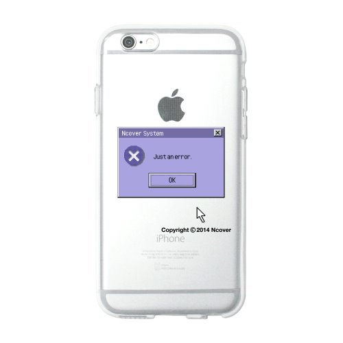 System error-purple(jelly case)