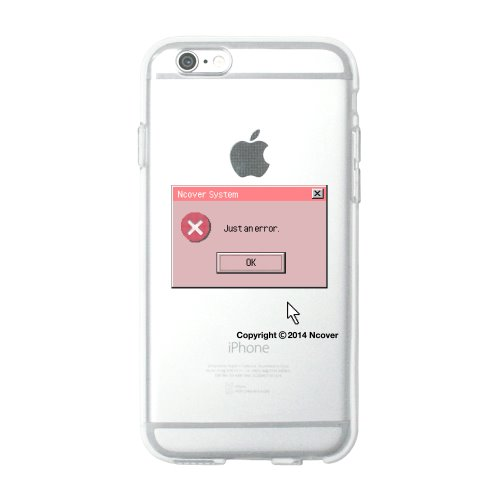 System error-pink(jelly case)