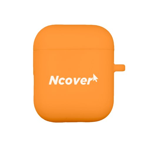 Cursor logo-orange(airpod case)