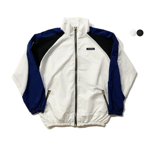 올드스쿨 집업 Old skool zip-up (2color)