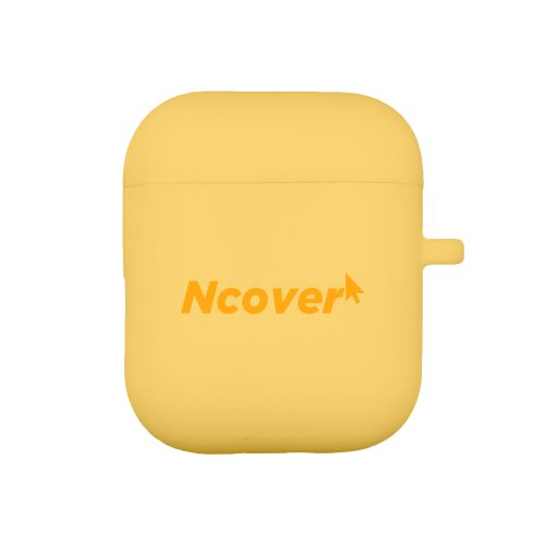 Cursor logo-yellow(airpod case)