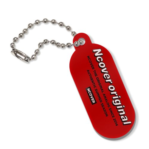 Ncover original-red(key ring)