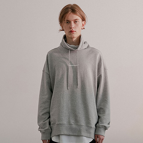 MOCKNECK SWEAT IA [MELANGE]