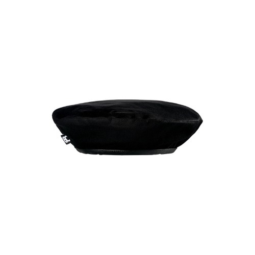 BC DOUBLE BERET - BLACK