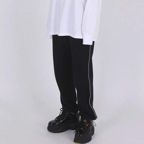 [오드단독프로모션]SCOTCH TRADING PANTS(BLACK)