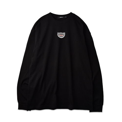 CONSCIOUSNESS LONG SLEEVE_BLACK