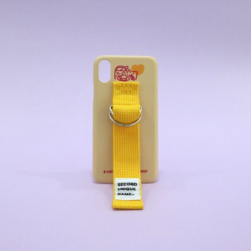SUN CASE SUNLIGHT BEIGE YELLOW (ILLUST)