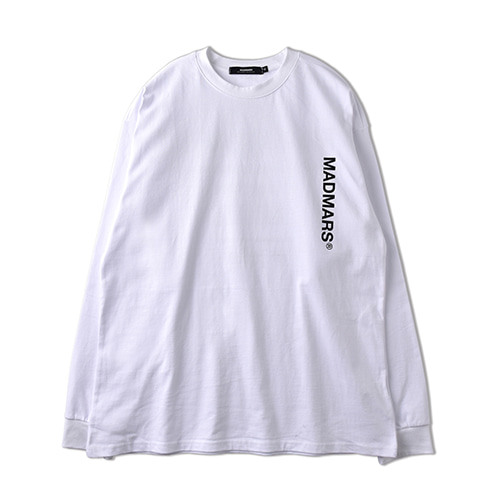 SIGNATURE LONG SLEEVE_WHITE
