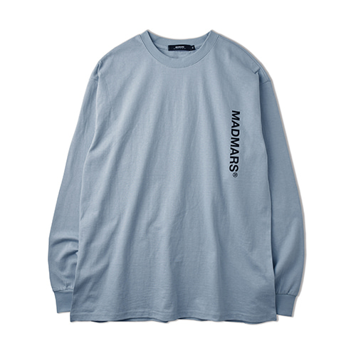 SIGNATURE LONG SLEEVE_SKY BLUE