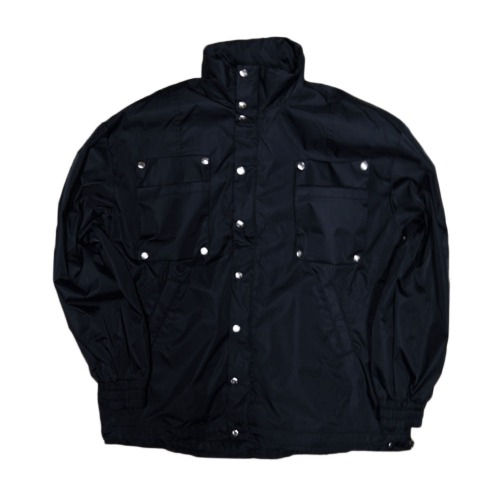 PAPER WAX UTILITY OUTER- BLACK
