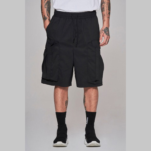 Wild pocket baggy shorts