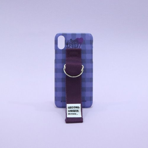 SUN CASE SEND PURPLE DEEP PURPLE (CHECK)