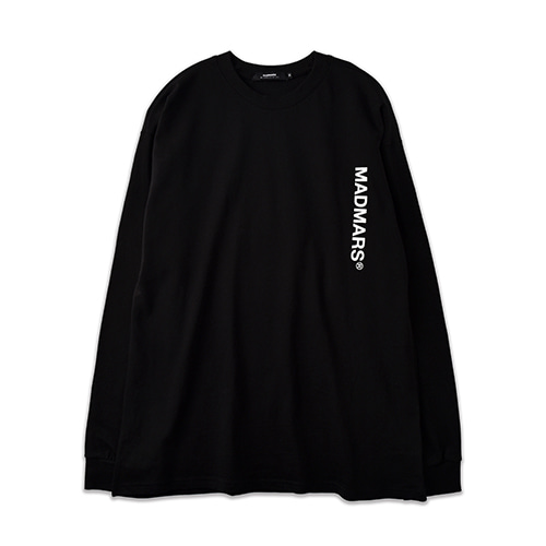 SIGNATURE LONG SLEEVE_BLACK