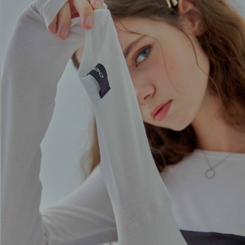 BOATNECK T-SHIRT - WHITE