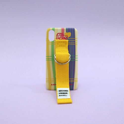 SUN CASE SUNLIGHT BEIGE YELLOW (PATTERN)
