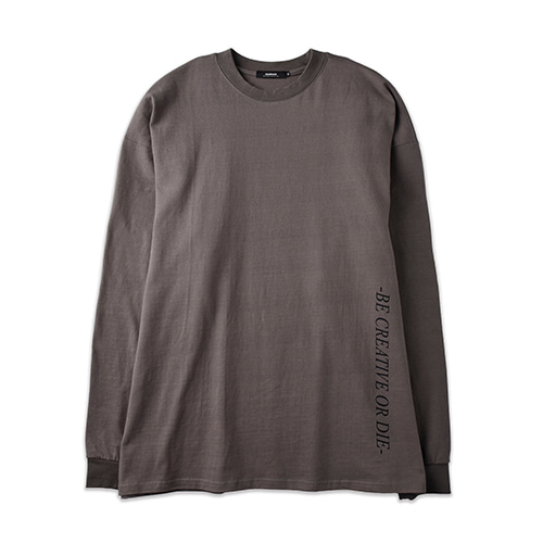 TIMES LONG SLEEVE_KHAKI