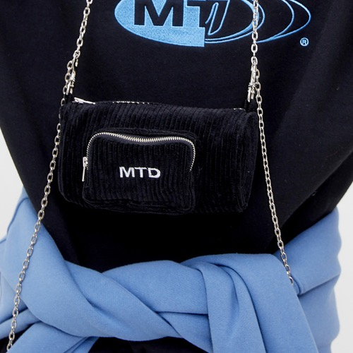 MINI DUFFLE BAG II - BLACK