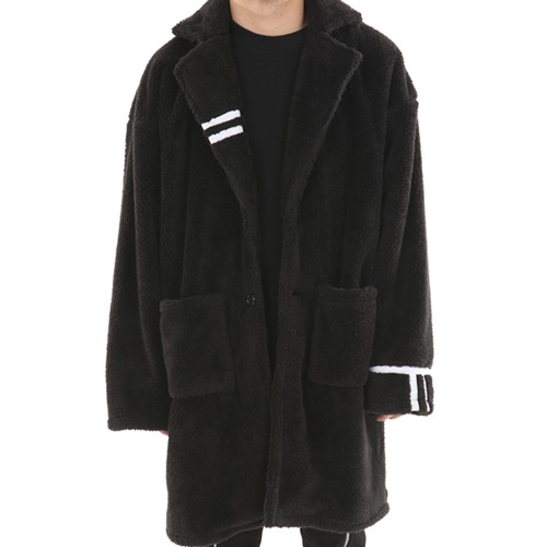 BOA FLEECE COAT