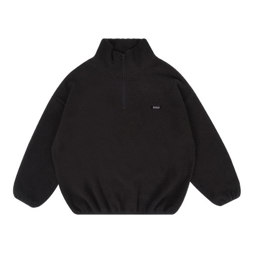 MG9F FLEECE ANORAK MTM (CHARCOAL)